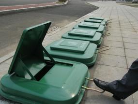 地埋垃圾桶案例