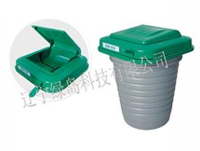 沈阳地埋垃圾桶的生锈处理方法