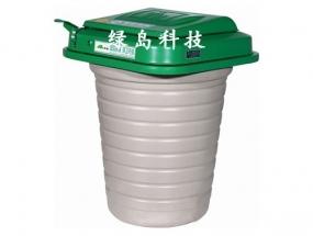 塑料垃圾桶 环卫垃圾桶的特点优势及使用价值
