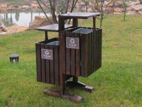 景区垃圾桶存在哪些问题?