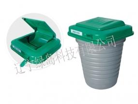 地埋垃圾桶的除锈方法