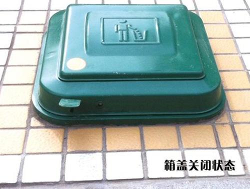 LD120B地埋垃圾桶