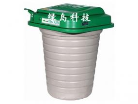 地埋垃圾桶厂家直销