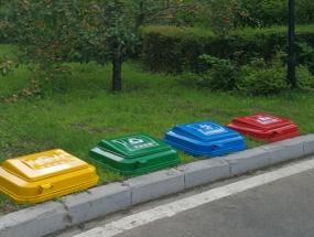 地埋垃圾桶