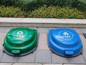 地埋垃圾桶厂家